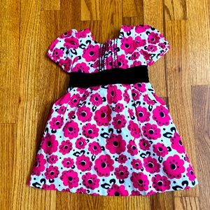 Hartstrings Baby 6-9 Month Floral Dress